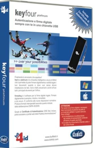 Keyfour Platinum